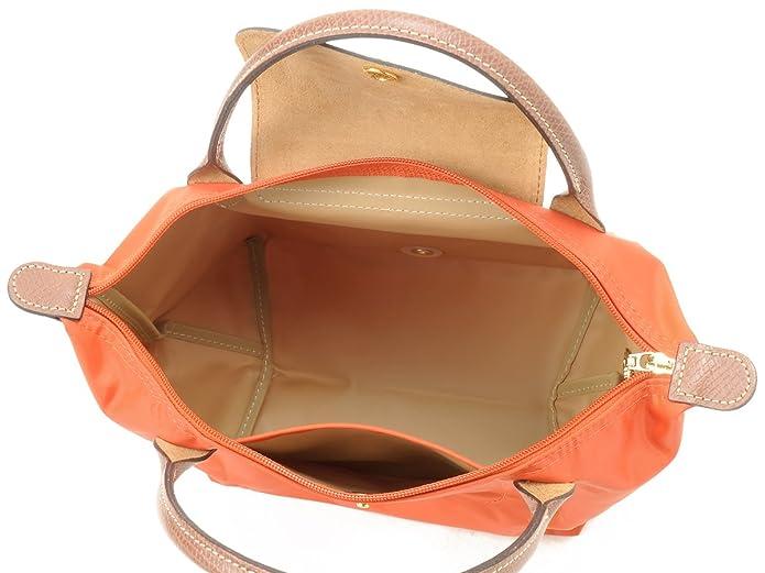 9efea0a898b6 Amazon | ロンシャン LONGCHAMP0 プリアージュバッグ S トートバッグ 1621 089 642 折りたたみバッグ オレンジ  レディース (並行輸入品) | トートバッグ
