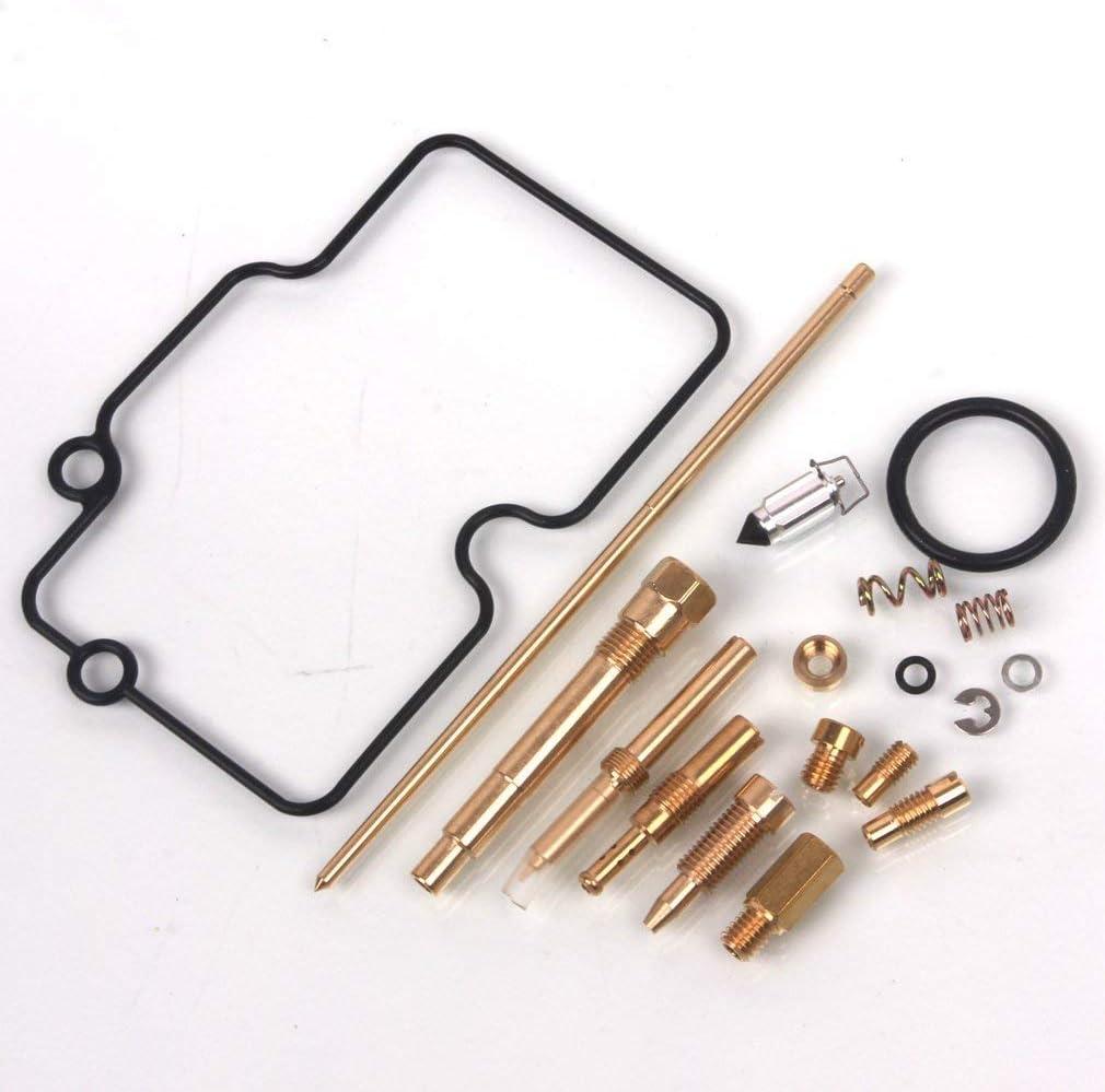 Carb Rebuild Kit Carburetor Repair Yamaha YFZ450 2004 2005 2006 2007 2008 2009