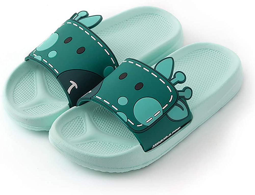 Womens Cute Slippers Quick Drying Sandals Non-Slip Comfortable Wearable Shoes