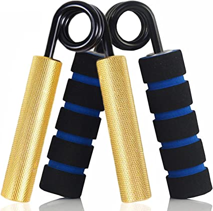 Forearm and Fingers Resistance from 100-350 lb Metal Exerciser for Hand ProsourceFit Hand Grip and Wrist Strengthener