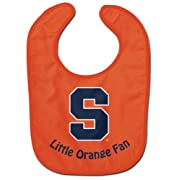 Wincraft Syracuse Orange Little Orange Fan Baby Bib