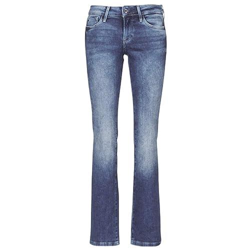 Pepe Jeans Piccadilly - Pantalones Vaqueros para Mujer ...