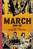 Front cover for the book March, Book One by John Lewis
