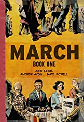 Before he became a respected Congressman, John Lewis was clubbed, gassed, arrested over 40 times, and nearly killed by angry mobs and state police, all while nonviolently protesting racial discrimination. He marched side-by-side with Martin L...