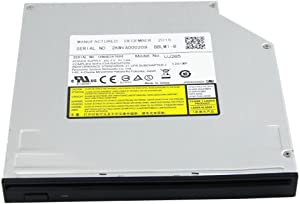 Internal 6X Blu-ray Burner 12.7mm Slot Loading SATA Optical Drive, for Panasonic UJ-265 UJ265, BD-RE DL TL QL BDXL 50GB 100GB Blue-ray Disc 8X DVD RW Writer for Dell HP Laptop iMac Desktop Computer