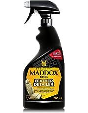 Maddox Detail 30202 Leather Detailer - Limpiador De Cuero Y Piel, 500 ml