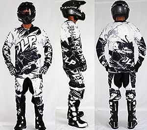 Traje Niño 7/8 Años Moto Cross Quad Montaña BMX MTB Pantalón ...