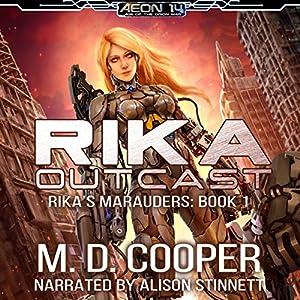 Rika Outcast Hörbuch