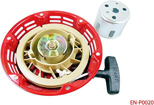 Recoil Pull Starter Start For Honda and Clone Gx120 Gx160 Gx168 Gx200 5.5 6.5 Hp