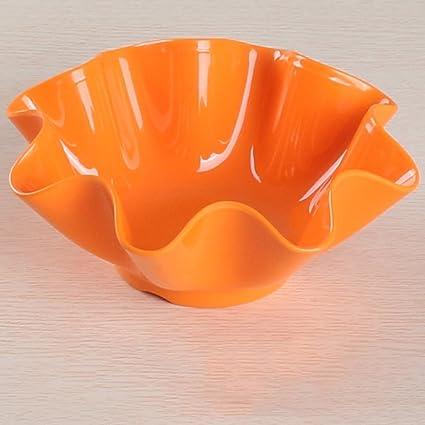 Amazon Com Plastic Fruit Bowls Veggies Basket Snack Bowl Creative