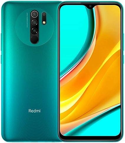Xiaomi Redmi 9 4GB 64 GB Dual SIM Ocean Green: Amazon.es: Electrónica