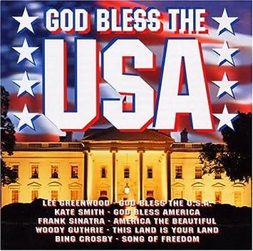 Various Artists - God Bless the Usa - Amazon com Music