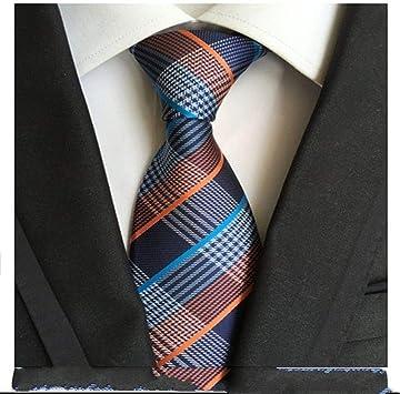 XJIUER corbata Corbatas para Hombre Corbata Accesorios de ...