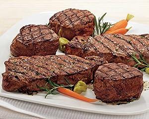 Welcome to Kansas City Plus Steak Set - 6 Filet Mignon and 6 Strip Steaks from Kansas City Steaks