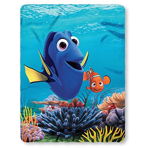 - Disney Finding Dory Fleece Throw Blanket 45