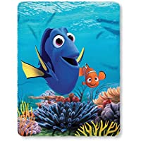 Disney Finding Dory Fleece Throw Blanket
