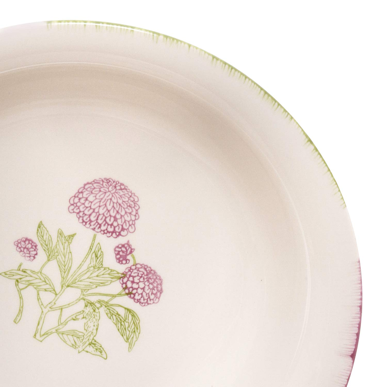 Servizio piatti tender 18 pezzi in stoneware