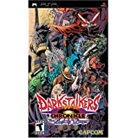 Darkstalkers Chronicles: the Chaos Tower - Sony PSP