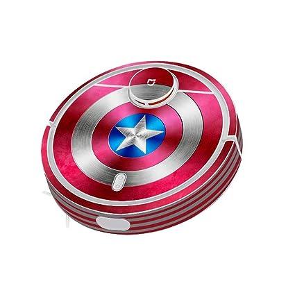CrystalB Capitán América Pegatina para Xiaomi Primera ...