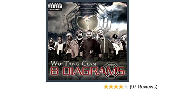 8 Diagrams By Wu Tang Clan On Amazon Music Amazon