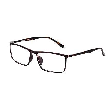 3eeb068ff8 JO Classic Eyeglasses Women Mens Non-prescription Reading Glasses Frames  J5119 tortoise  Amazon.ca  Health   Personal Care
