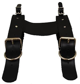 Amazon.com: Diseño de la rosa de piel cinturones para la ...