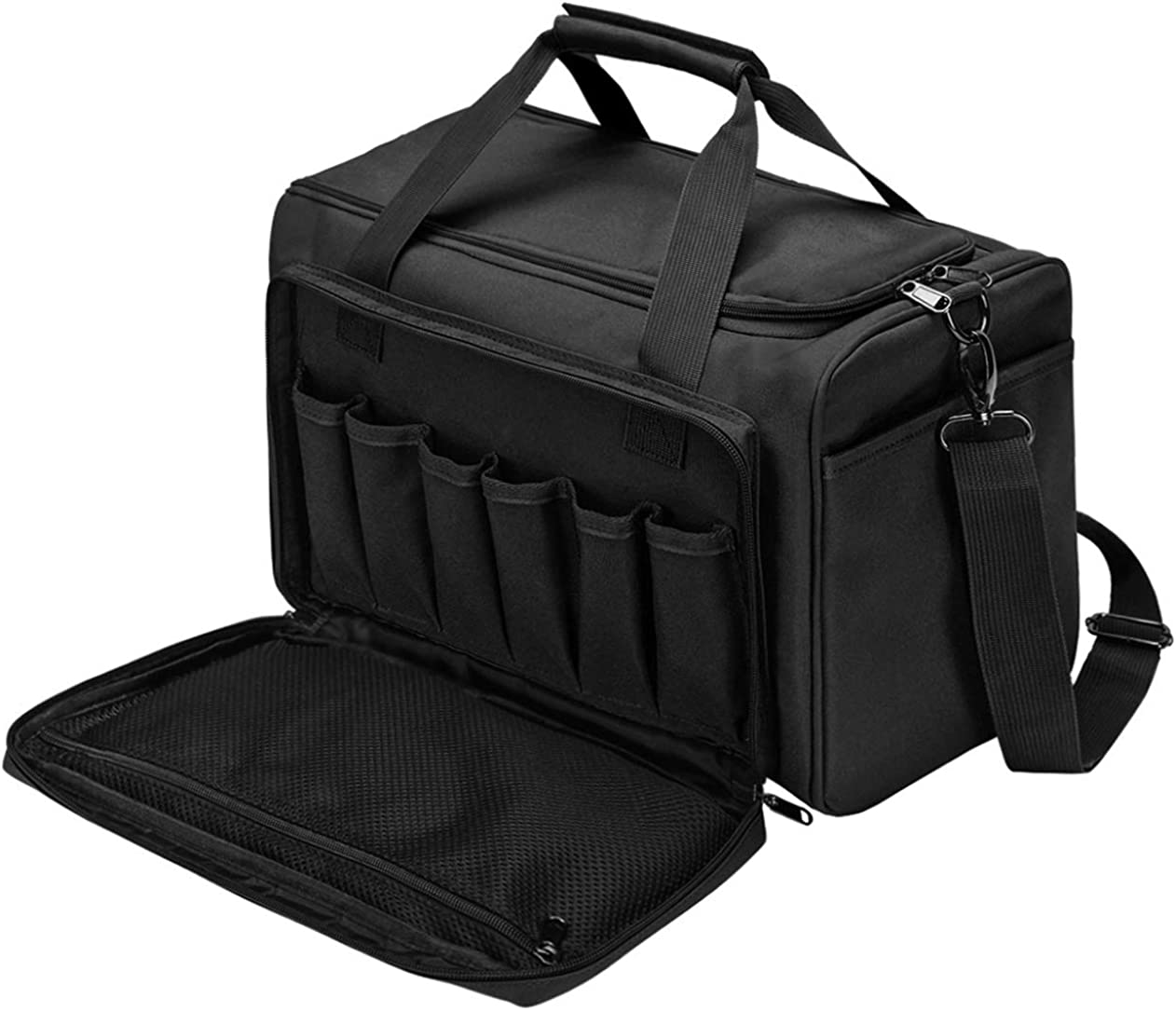 YUOTO Tactical Shooting Range Bag Gun Ammo Pistol Bag