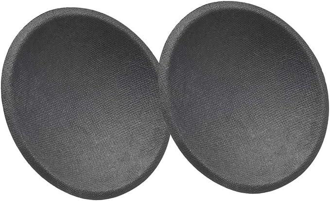 2Pcs audio speakers 40-180mm woofer dust cap speaker cover speaker accessorie HV