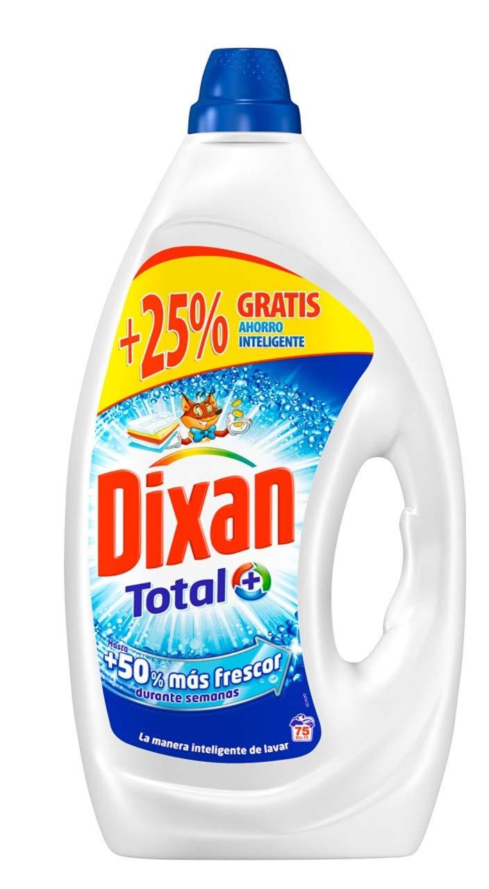 Dixan Detergente Gel para Lavadora - 60 Dosis: Amazon.es ...