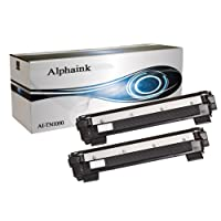 Alphaink KIT-2-AI-TN-1050 Kit 2 Toner compatibili per Brother HL1110, HL1112A, HL1210, DCP1510, DCP1512, DCP1512A, DCP1610, DCP1612, MFC1810, MFC1815, MFC1910, MFC1910W, 1.000 pagine