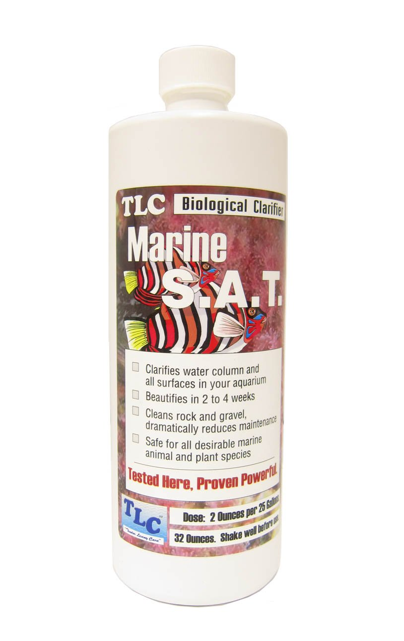TLC Marine SAT Biological Clarifier, 32 oz