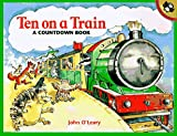 Ten on a Train, John O'Leary, 0140375279