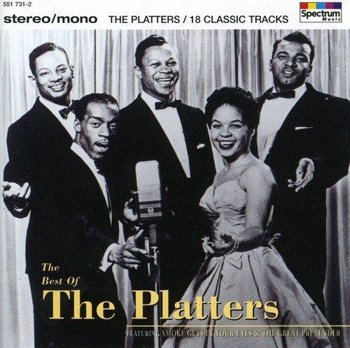 Best of: PLATTERS (Hits Platters Greatest Cd)