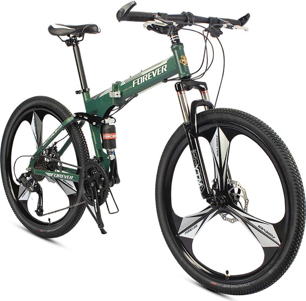 AI-QX Bikes Sport Bicicleta de Carretera, Unisex Adulto,Green ...