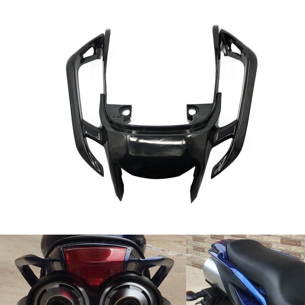 Alpha Rider Motorcycle Black Rear Tail Cowl Fairing For Yamaha FZ6N FZ6S FZ 6N FZ 6S
