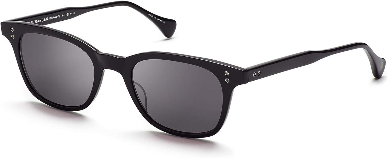 Sunglasses Dita STRANGER DRX 2079 A-T-BLK Black w// Dark Grey
