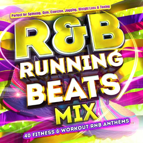 R&B Running Beats Mix - 40 Fitness & Workout Rnb Anthems for sale  Delivered anywhere in USA