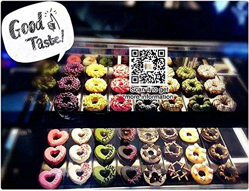 Yoli® 4 en 1 comercial Manual Máquina de Donut, Donut de Acero ...