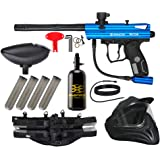 Action Village Kingman Spyder Victor Legendary Paintball Gun Package Kit