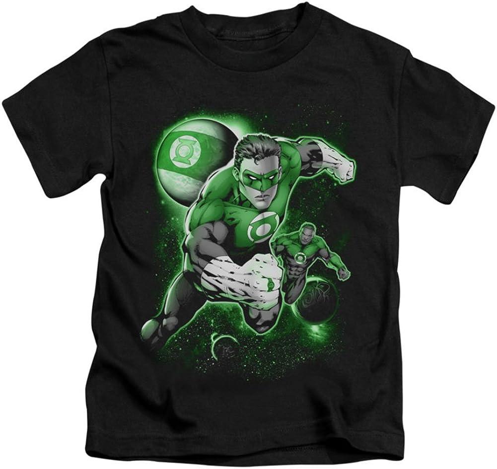 Lantern Planet Kids T-Shirt Size 7 Green Lantern Juvenile