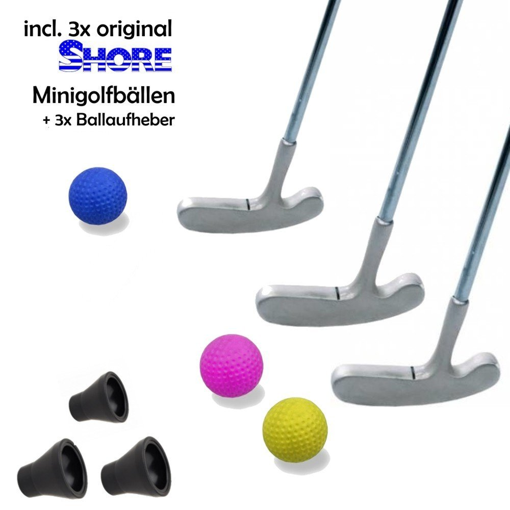 Golfas Mini Set Family - 9 Piezas (con 3 x Original Shore ...