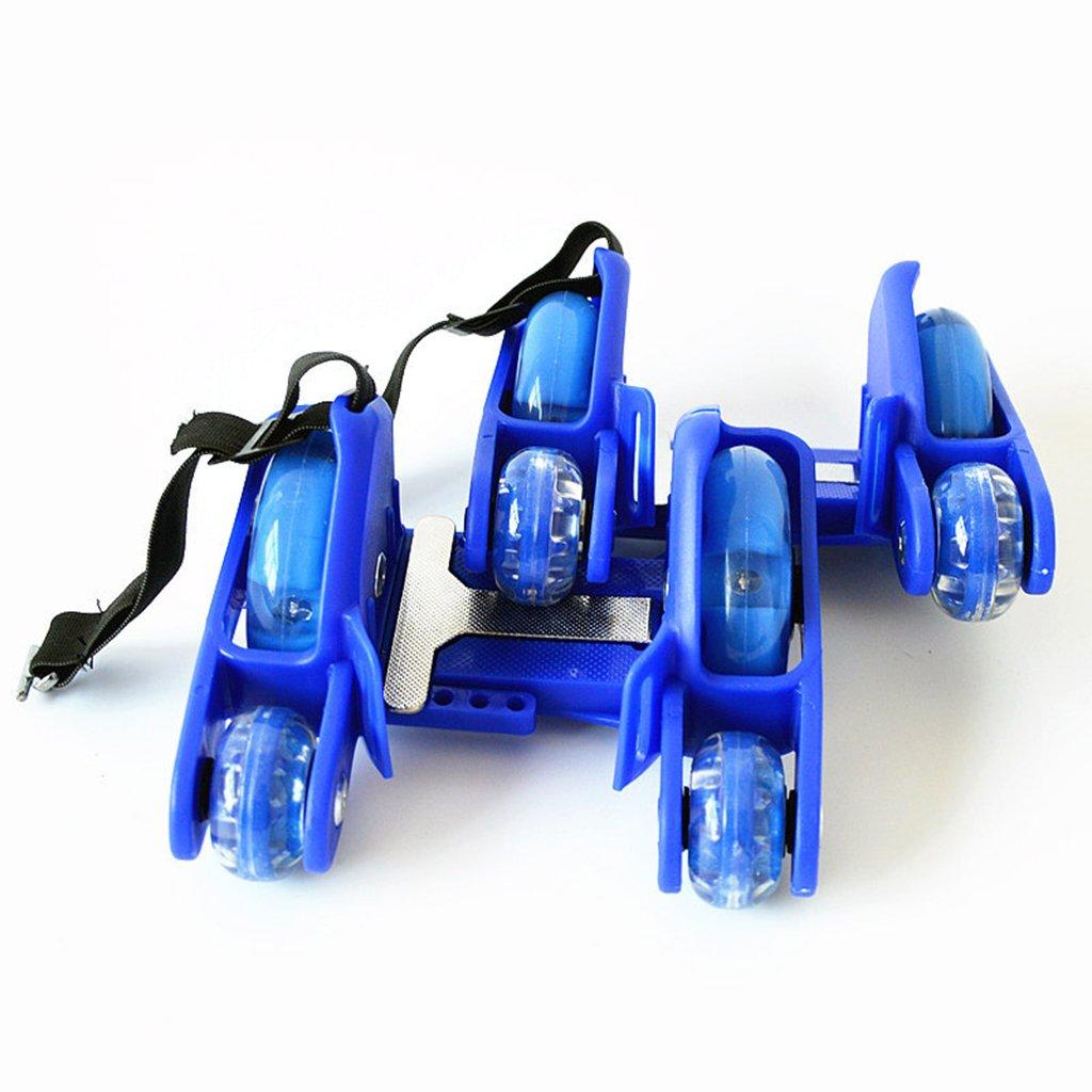 【限定価格セール!】 ドリフトボードフリーラインスケートフラッシュアダルトチルドレンプロフェッショナルスケートボーダートラベルサイレント4輪ダイナミックボード Blue B07FM22Q7F Blue Blue B07FM22Q7F Blue, プエル:34e7cf0b --- a0267596.xsph.ru