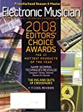 img - for Electronic Musician Magazine, January 2008 (Vol. 24, No. 1) book / textbook / text book