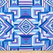 Polar Fleece Shiloh Blue Fabric By The Yard