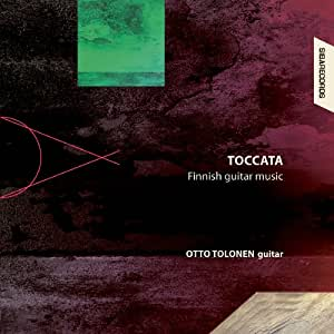 Toccata - Finnish Guitar Music