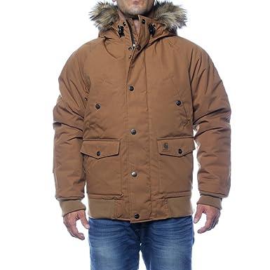 Carhartt Trapper Jacket - Cazadora para hombre: Amazon.es: Ropa y accesorios
