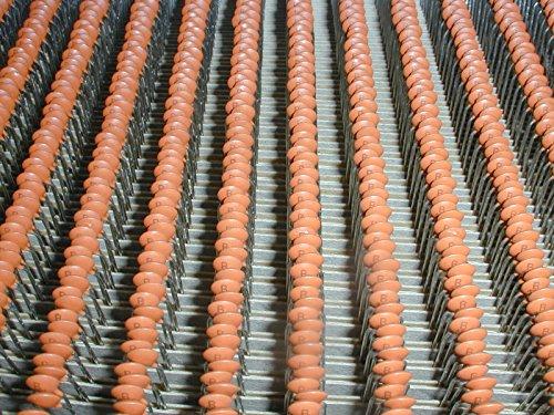 PK471K500Y5P05A5S Ceramic Disc Capacitor 470Pf 500V 10% (10 pieces)