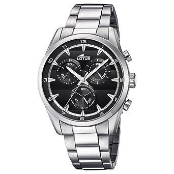 Lotus Chronograph 18365/4 Reloj de Pulsera para hombres muy deportivo: Amazon.es: Relojes