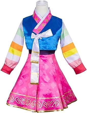 Amazon.com: JerryCostume - Disfraz de Dava Hana para ...