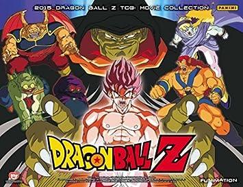 2015 Panini DBZ Dragonball Z TCG Card Game - MOVIE ...